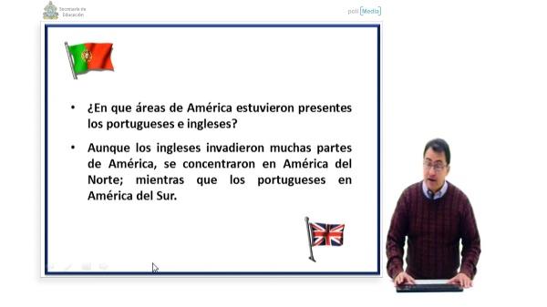Invasiones Portuguesa, Inglesa en América