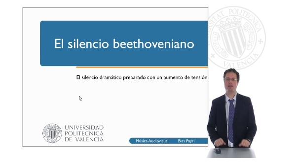 El silencio beethoveniano