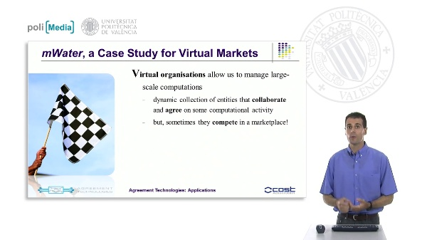 Applications. mWater, a Case Study for Virtual Markets