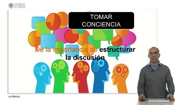 Enseñanza basada en la discusión. Sesión V