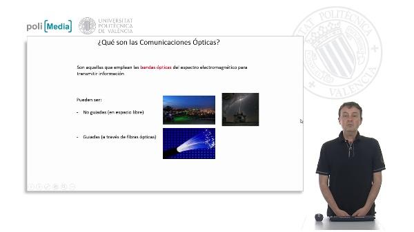 ¿Qué son las Comunicaciones Ópticas?