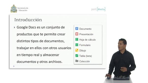 Introducción a Google Docs Presentaciones