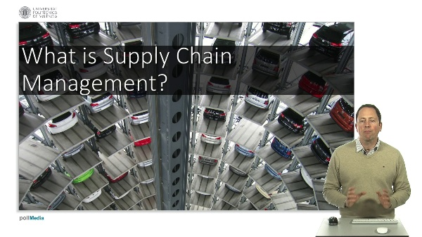 Office and Enterprise Systems. Supply Chain Management (SCM)