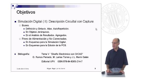 Prontuario de OrCAD. PSpiceA/D: Simulación Digital ( II)