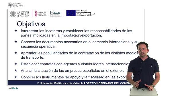 PRESENTACIÓN DE LA UNIDAD ENTORNO LEGAL INTERNACIONAL