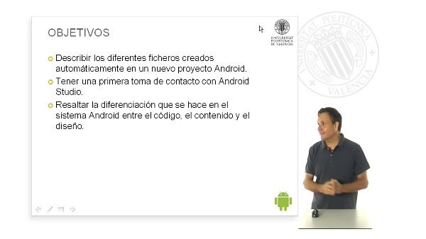 Un primer proyecto en Android