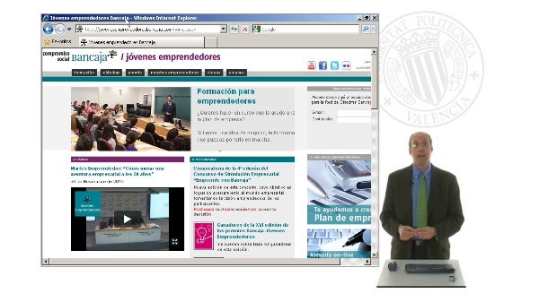 Presentacion Bancaja. Jornada Motivacion Empresarial