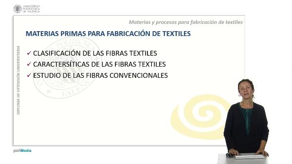 Materias y procesos para la obtención de textitles