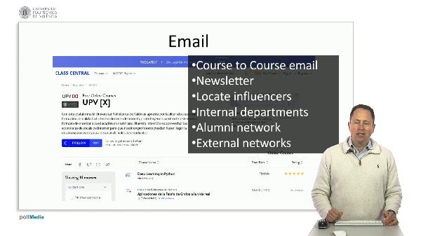 MOOC Digital Marketing. Email