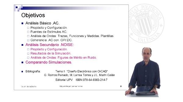 Prontuario de OrCAD. PSpice: Analisis .AC(I)