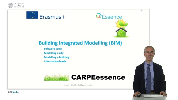 Building Integrated Modelling (BIM)