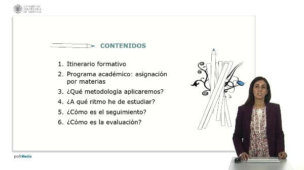 Plan de estudios MVBC.