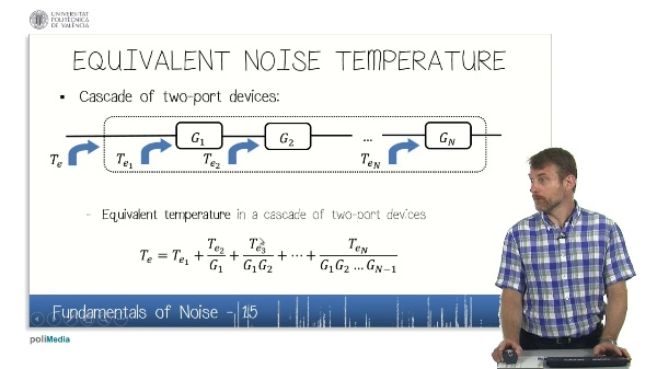 Fundamentals of Noise (V)