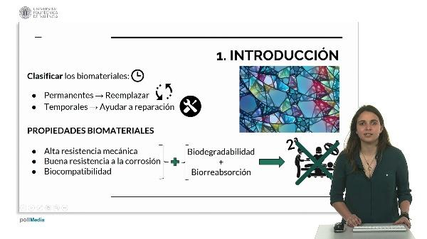 Introducción a las aleaciones de magnesio y biocorrosión.