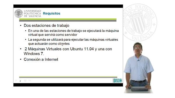 Instalación y configuración de un servidor DHCP. Ubuntu 11.04