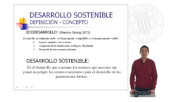 Definición y Principios Básicos sobre Desarrollo Sostenible