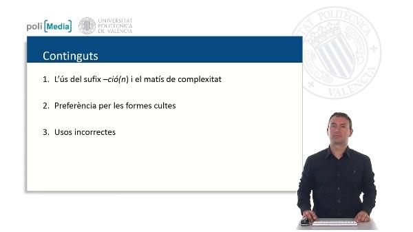 C2 El sufix '-ció(n)'