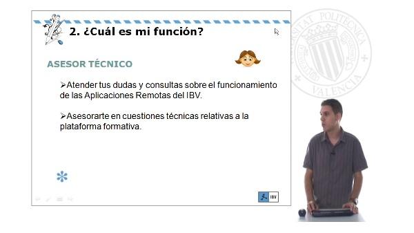 Asesor Técnico Julio Vivas