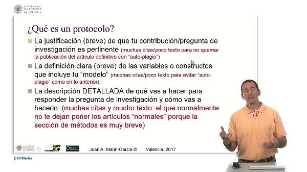 Qué es un protocolo de investigación