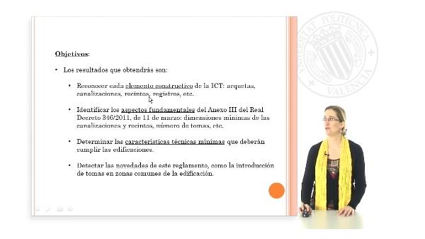 Presentación del Anexo III del Real Decreto 346/2011.