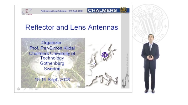 Reflector and Lens Antennas