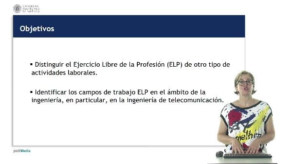 Ejercicio Libre de la Profesión. Enfoque sobre la ingeniería de telecomunicación