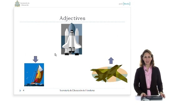 Uso de adjetivos comparativos II