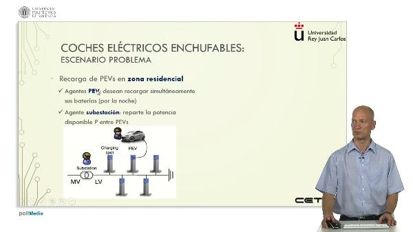Recarga de coches eléctricos