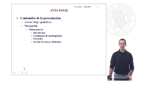 AVIA - Goal Recorrido