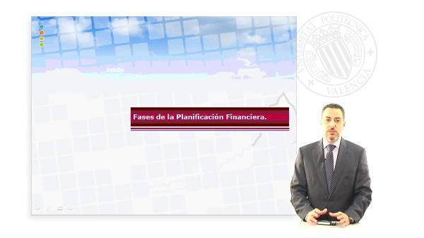 AFE: Fases de Planificación Financiera I