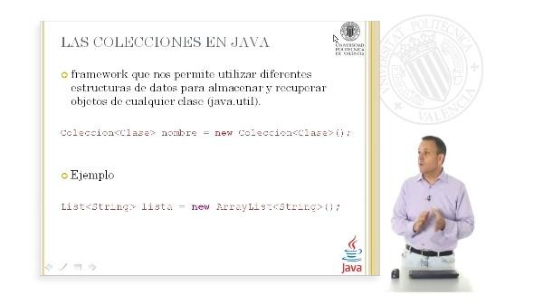 Las colecciones en Java