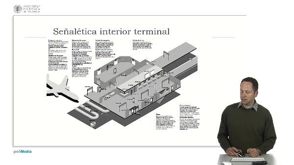 Ingeniería Aeroportuaria. Tema 17. Señalética interior