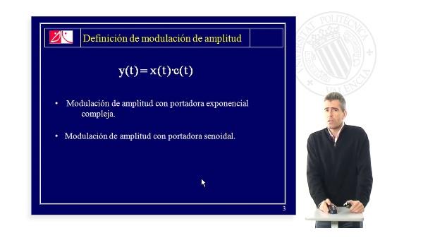 MODULACIONES DE AMPLITUD