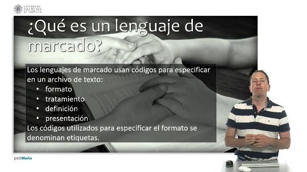 Tecnología web. Lenguajes de marcado: HTML, XML, XHTML