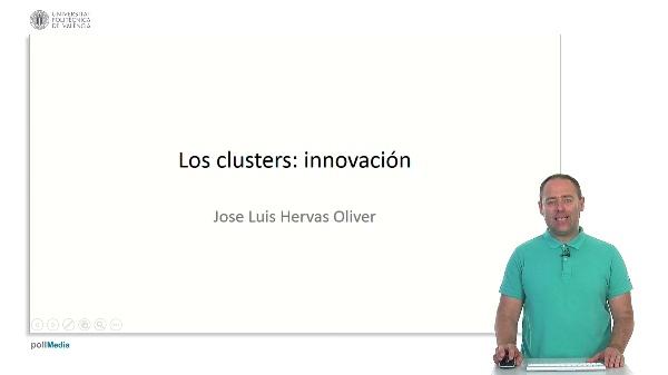 Los clusters e innovación