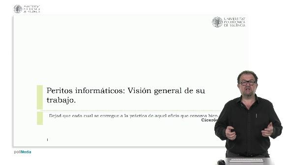 Peritos Informáticos: visión general de su trabajo