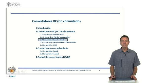 Convertidor DC/DC Boost