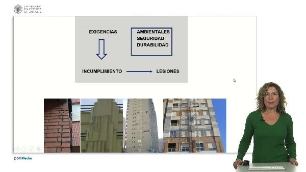 Lesiones en fachadas I / Grietas debidas a causas estructurales