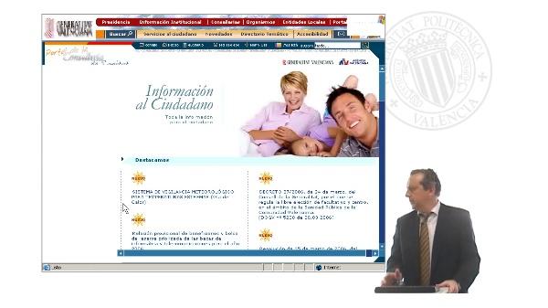 Portal de la Conselleria de Sanitat