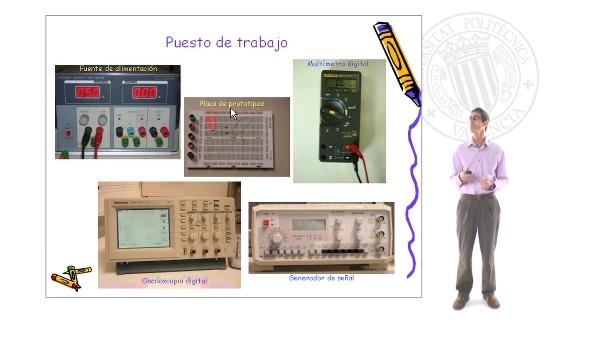 Puesto de trabajo del laboratorio de ATC (1ª parte)