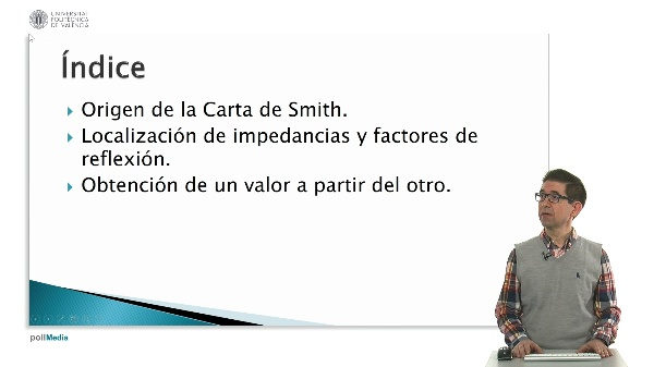 Carta de Smith. Introducción