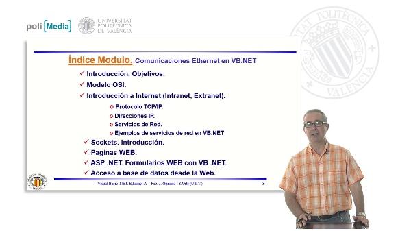 Comunicaciones. Internet
