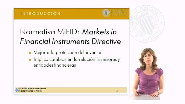 Los derechos del inversor