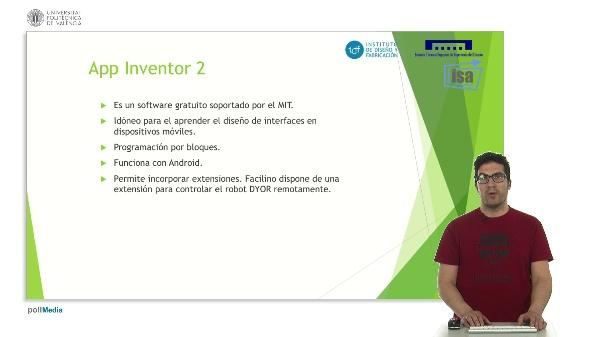 DYOR: Diseño de Apps con AI2