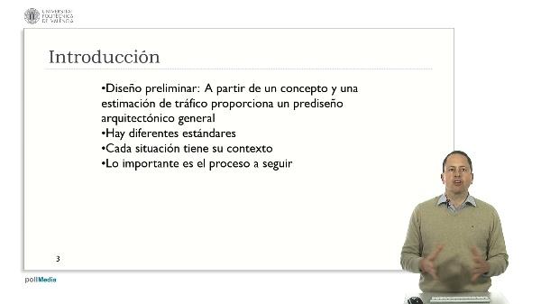 Tema 20-3. Terminales diseño preliminar. Introducción