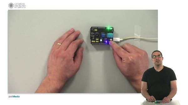 Programming Example: Blinking leds 3