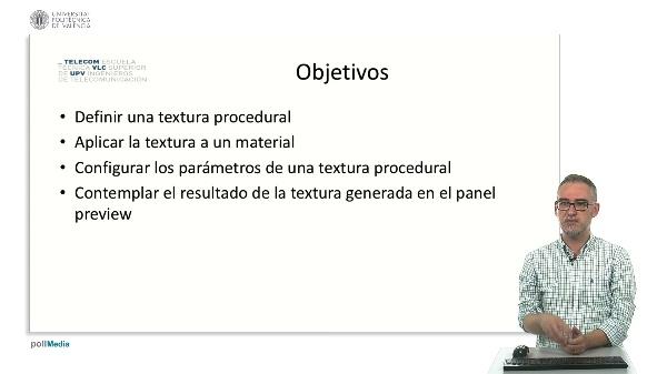 Blender: texturas procedurales