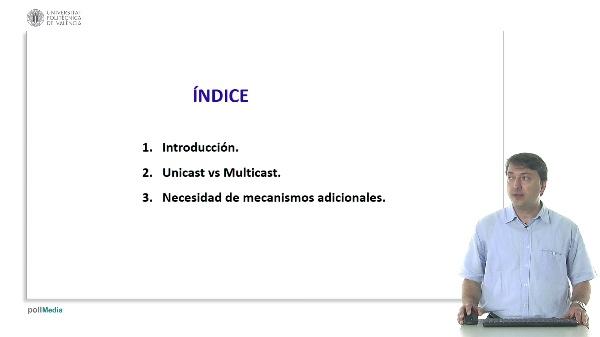 Cumunicaciones Multicast
