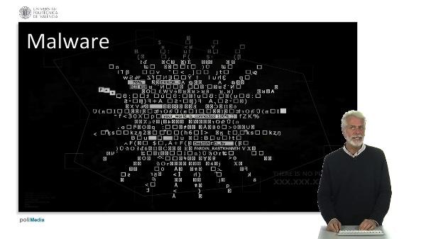 Computer threats. Malware