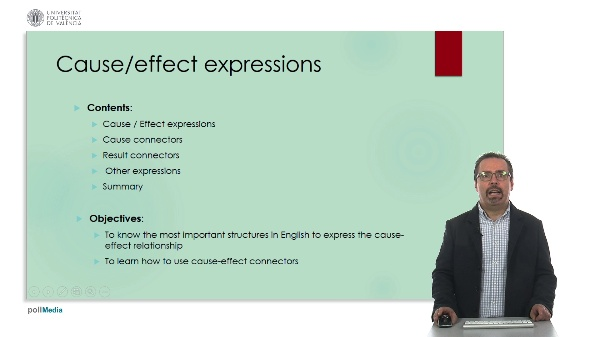 Technical english - Cause and effect expressions